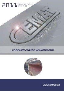 cartula canalon galvanizado 012011