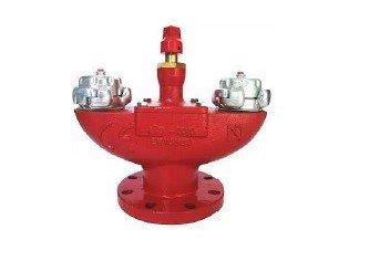 hidrante columna seca geyser