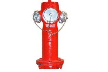 hidrante columna seca supertifón