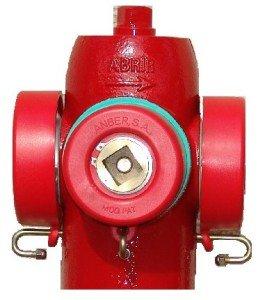 hidrante columna seca tifon boca recta