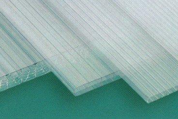 Planchas transparentes