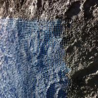 malla fibra de vidrio para revoco y morteros colocacion