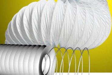 manguera extractores aire caravanas ventilacion secadoras