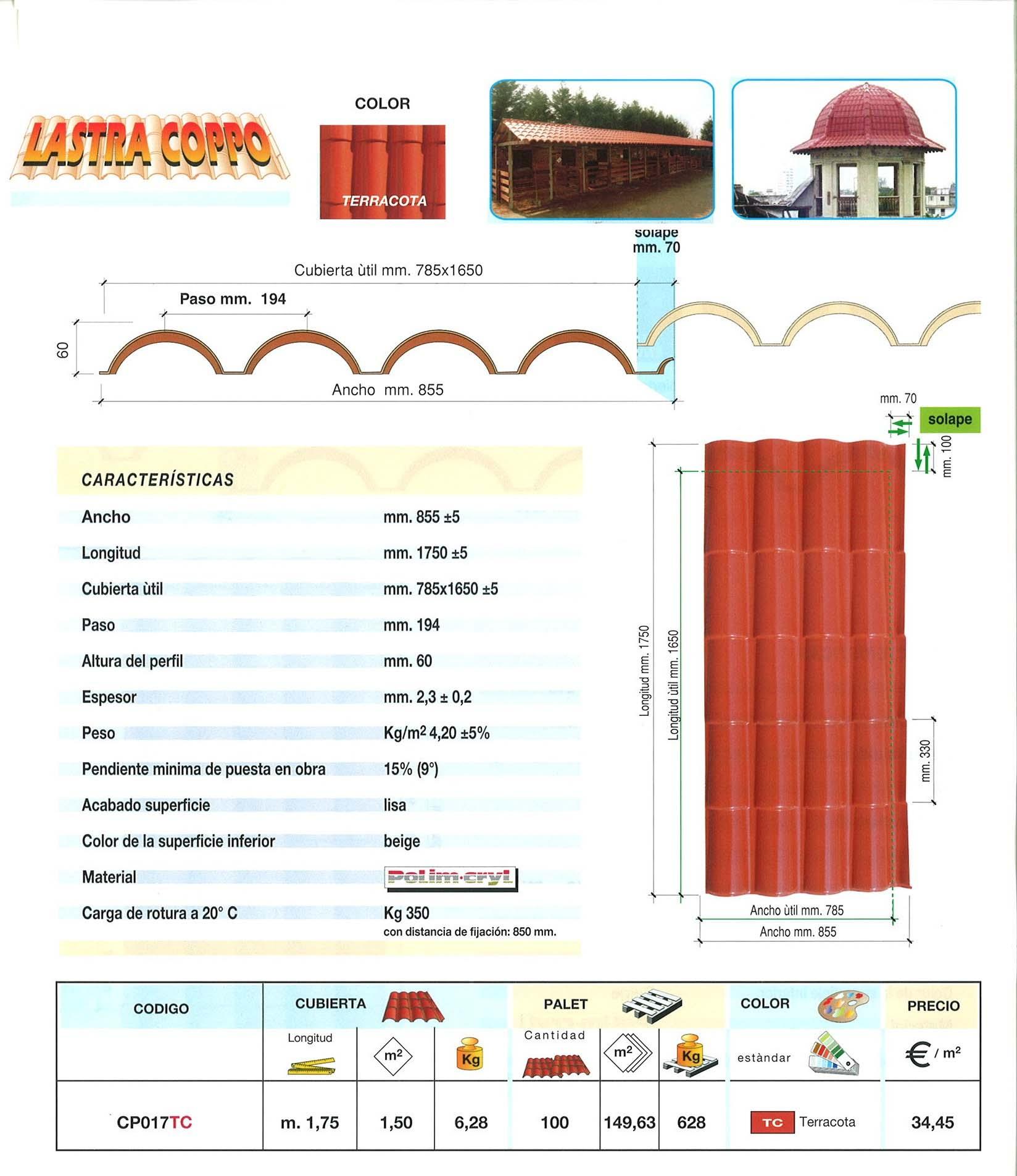 Placa imitaci n teja mini cemat gijon asturias leon for Empresa de cubiertas y tejados