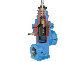 valvula de servicio para drenaje 2491 img