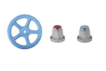 volantes y cuadradillos valvulas compuerta