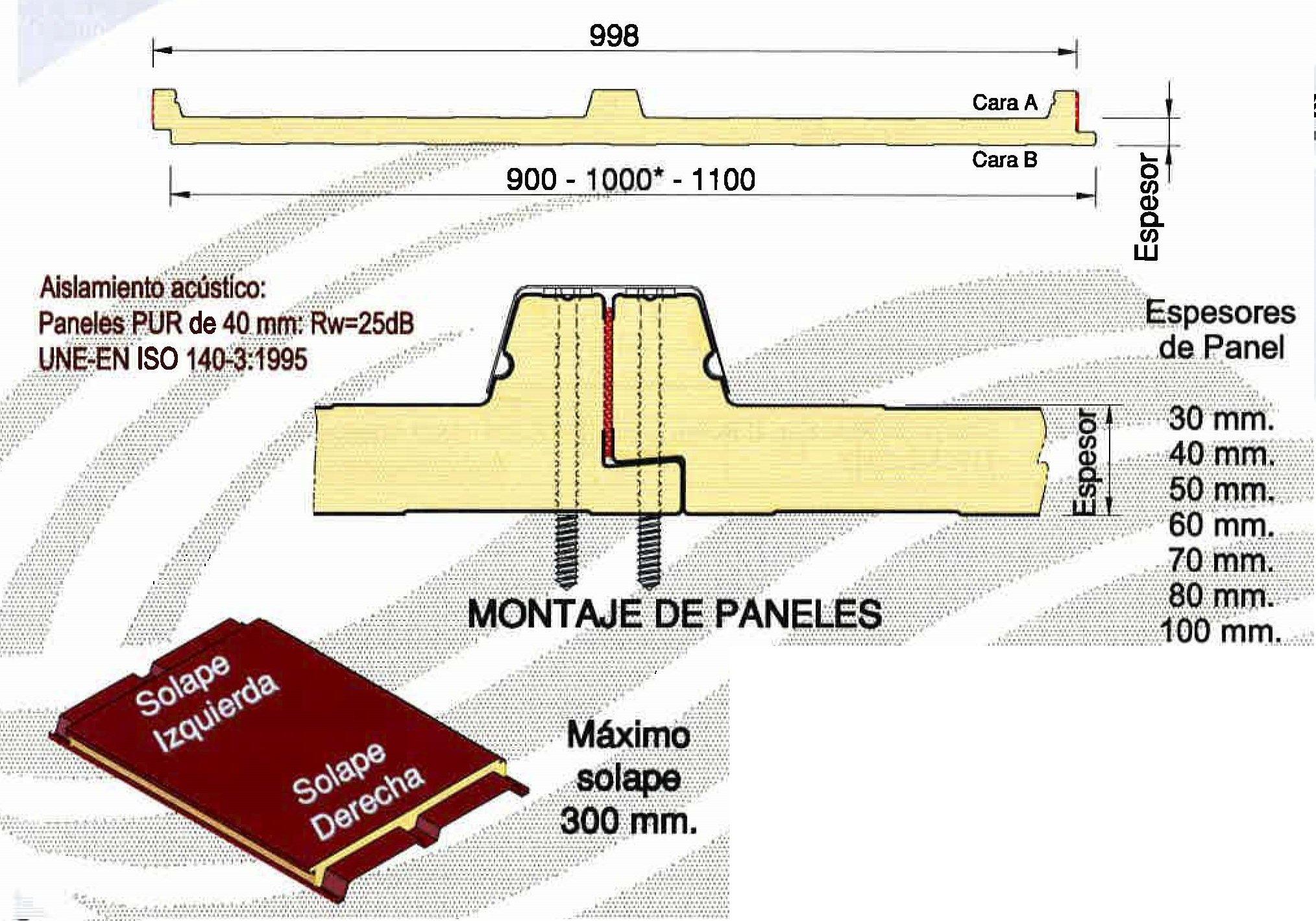 montaje-panel-aislante-cubierta-poliuretano