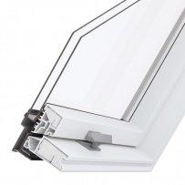 acristalamiento ventana tejado dakea pvc economica