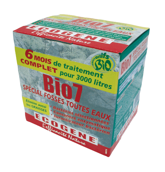 Activador Bacterias Bio-7